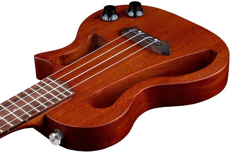 Harley Benton ElectricUke-50C NT | Guitart and Mando-Art