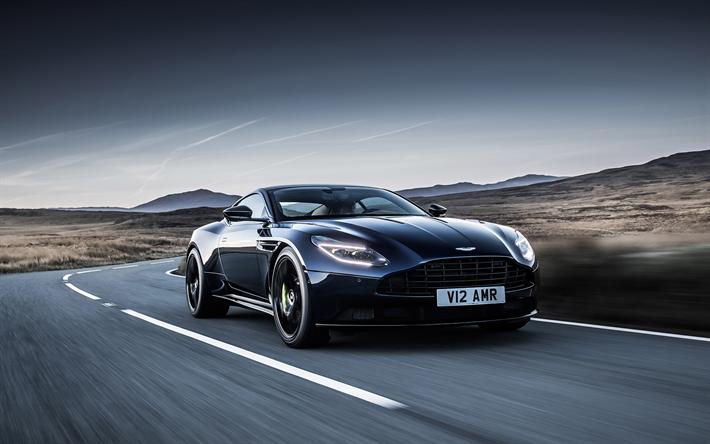 Download Wallpapers Aston Martin Db11 Amr 2019 4k 630 Hp