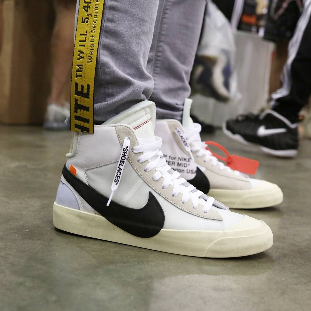 info for 7384e 2bcb7 ... discount the 10 off white nike blazer mid nike blazers white nikes  sneaker 0c0de d43c8