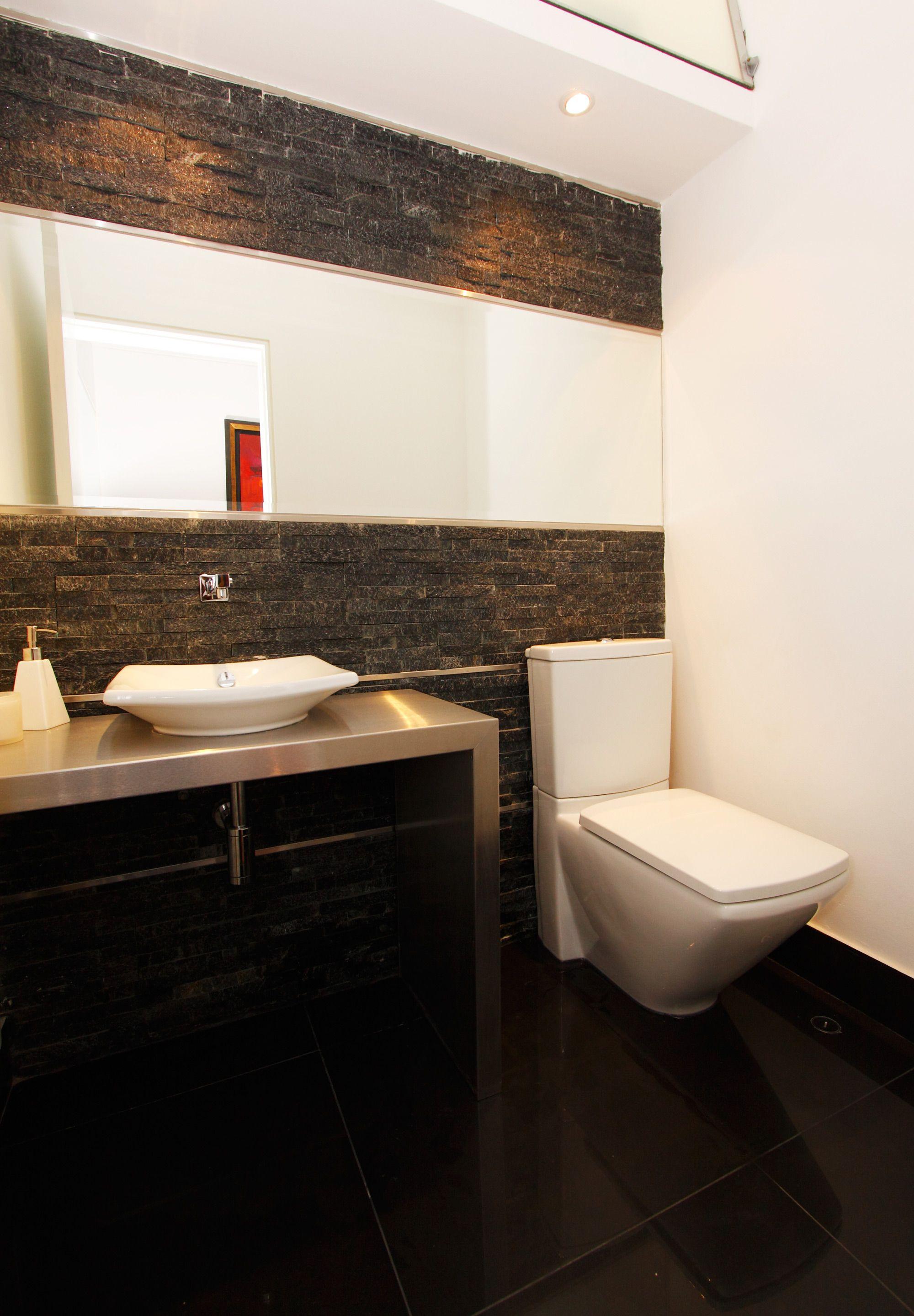 Resultado de imagen para ba os de visitas peque os for Disenos de banos modernos para casas