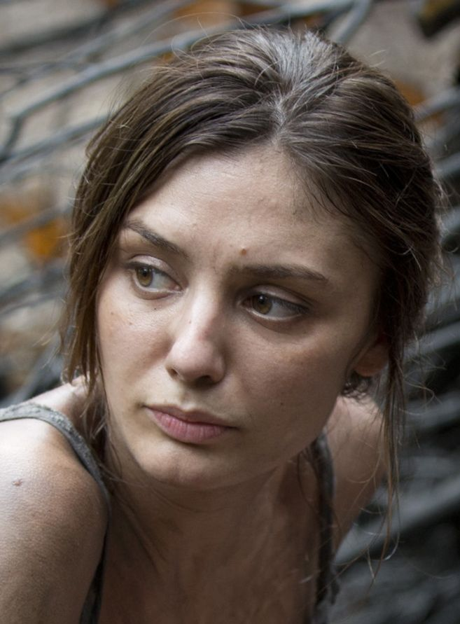 Christine Evangelista Sherry In The Walking Dead