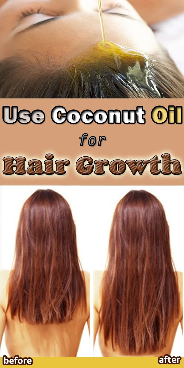Use Coconut Oil For Hair Growth Coconut Oil Hair Treatment
