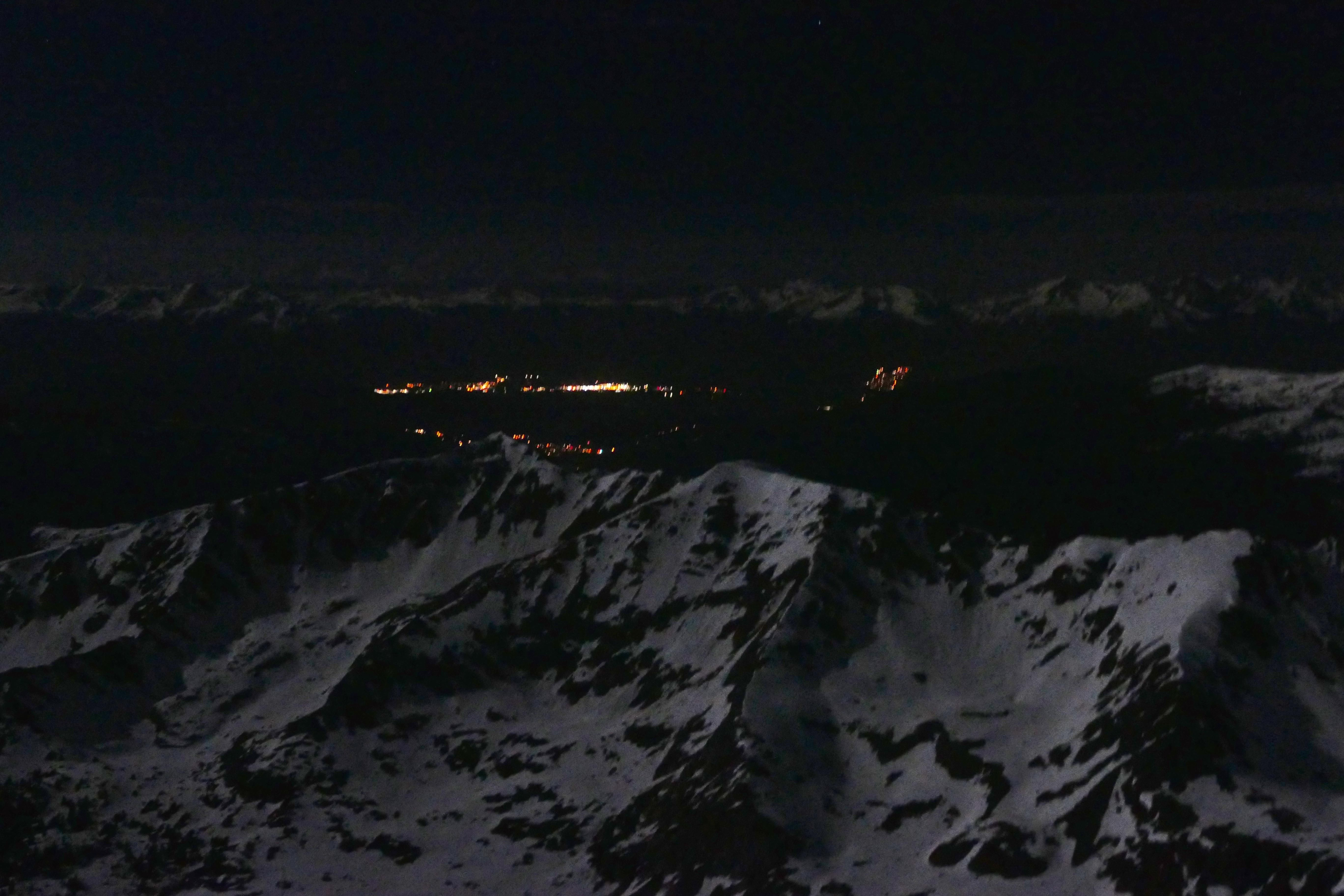 Frisco and breckenridge from the summit of grays peak co oc