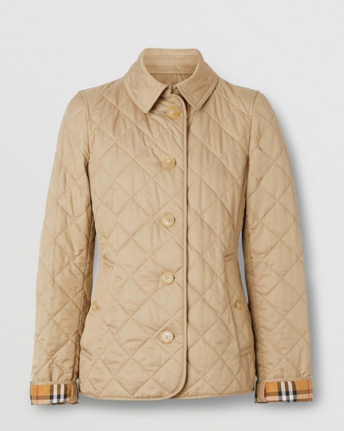 New No Tag Never Wear Great Deals Firm Price Original 590 Quilted Jacket Jackets Burberry Jacket