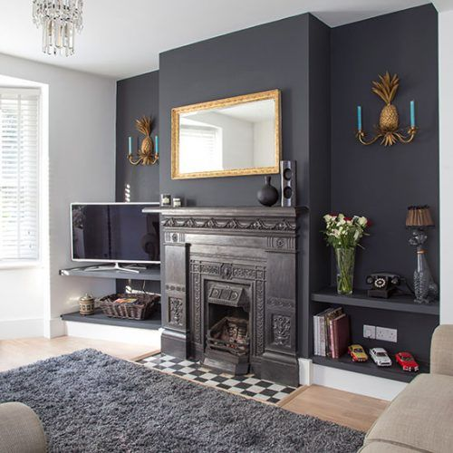 20 ways with paint Traditional living rooms Living rooms and