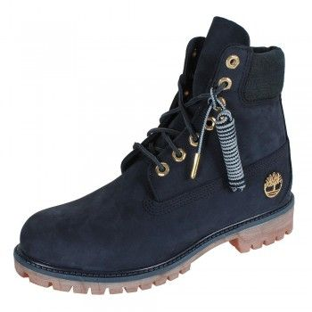 Timberland 6 Inch Premium Waterproof Herren Boot A13GQ black