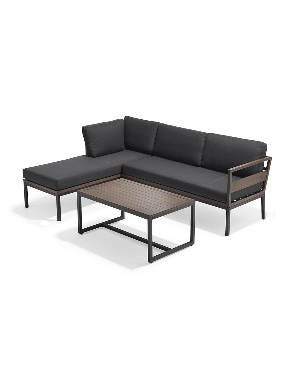 Patio Furniture | Lounge Sets | Lucca 3 Piece Conversation Set | Hudsonu0027s  Bay