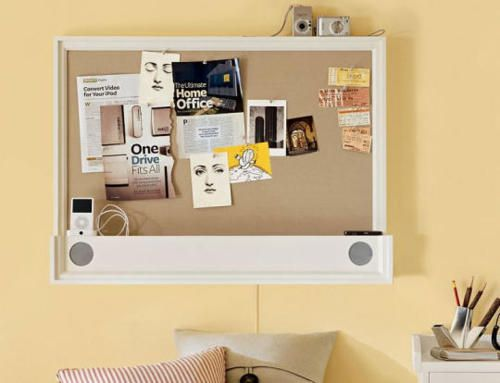 Dorm Room Must Have: A Cork Board