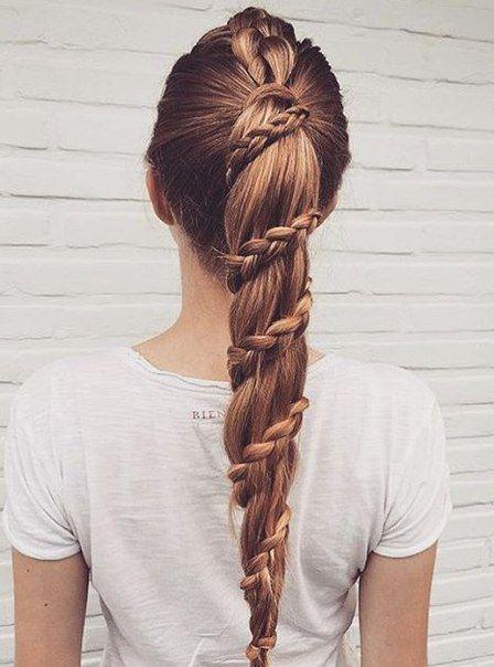 Русые девушки со спины короткие волосы на аву 81