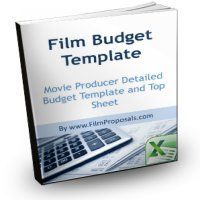 Sample Film Budget Template  Film Making  Investing