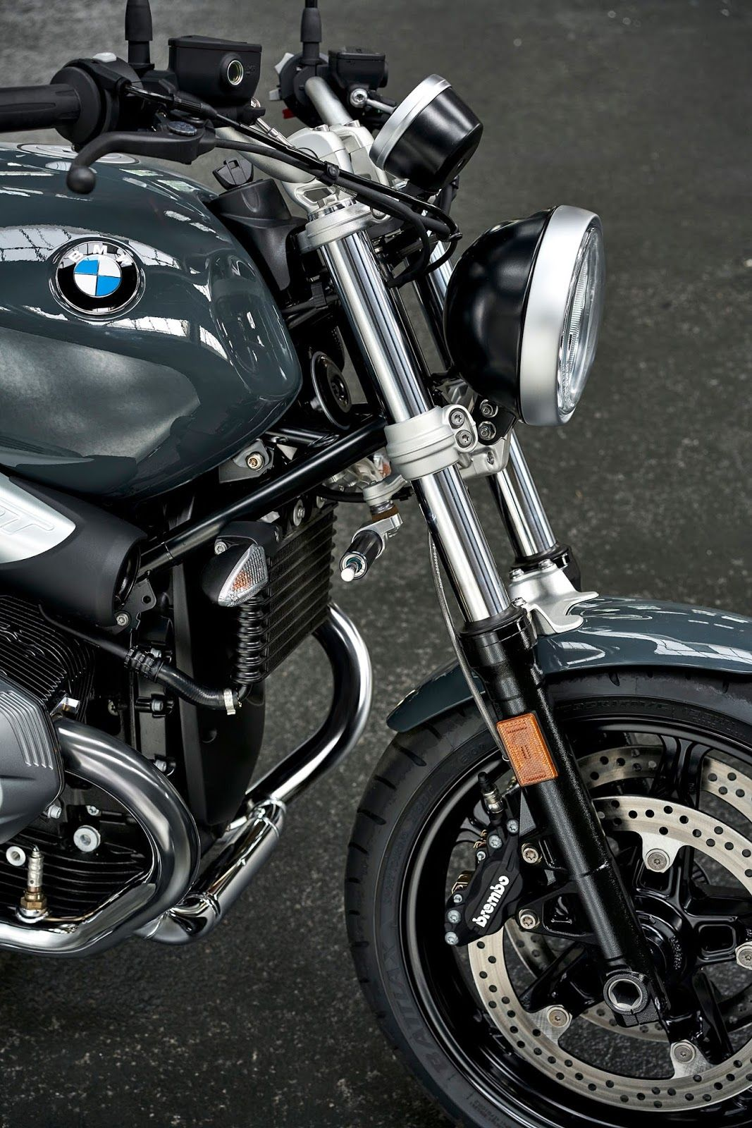 Bmw R Ninet Pure Racer Becon Us To Ride 136 Images Carscoops Bmw R Ninet Pure Bmw Bmw Boxer