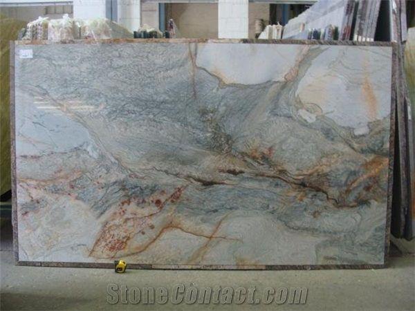 Nacaranda Blue Quartzite Slabs United States Blue Quartzite P250903 1b Jpg 600 450 Quartzite Stone Natural Stones