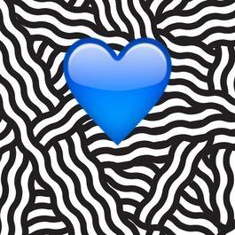 Cuore blu