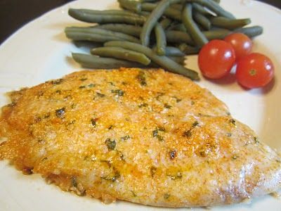 Photo of Parmesan-Crusted Tilapia