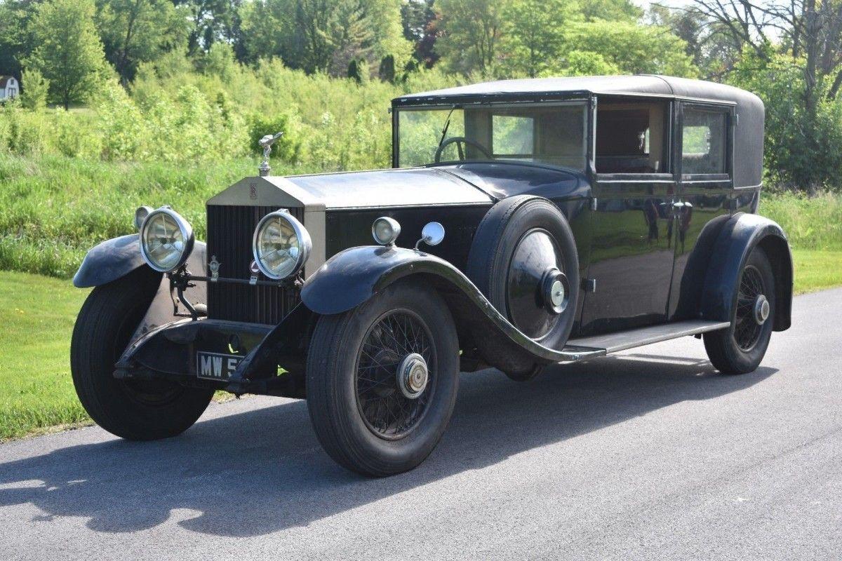 Classy Chassis 1928 Rolls Royce Phantom I Rolls Royce Phantom