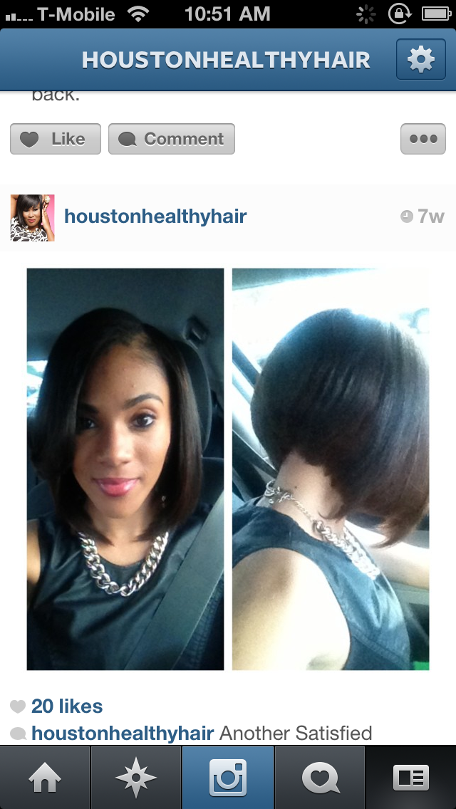 Superb 1000 Images About Sew In Bob Hairstyles On Pinterest Full Sew Short Hairstyles Gunalazisus