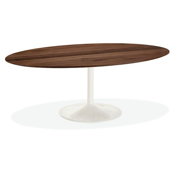 Julian Table Oval Table Dining Modern Oval Dining Table Table #oval #living #room #tables