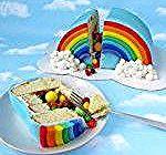 Photo of Regenbogen Pinata Kuchen | Fun Family Crafts –  Regenbogen-Pinata-Kuchen  – #cra…