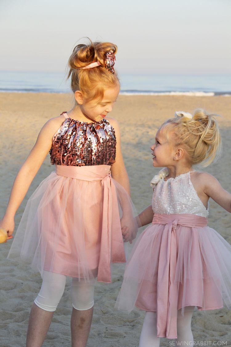 Sequin Pillowcase Flower Girl Dress & Sequin Pillowcase Flower Girl Dress | Flower girl dresses Girls ... pillowsntoast.com