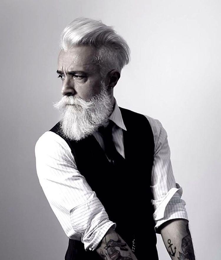 Alessandro Manfredini Beard Pinterest Beard Model