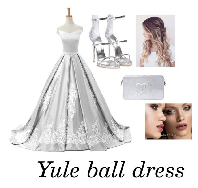 Yule ball dress for Harry Potter 😉⚡️