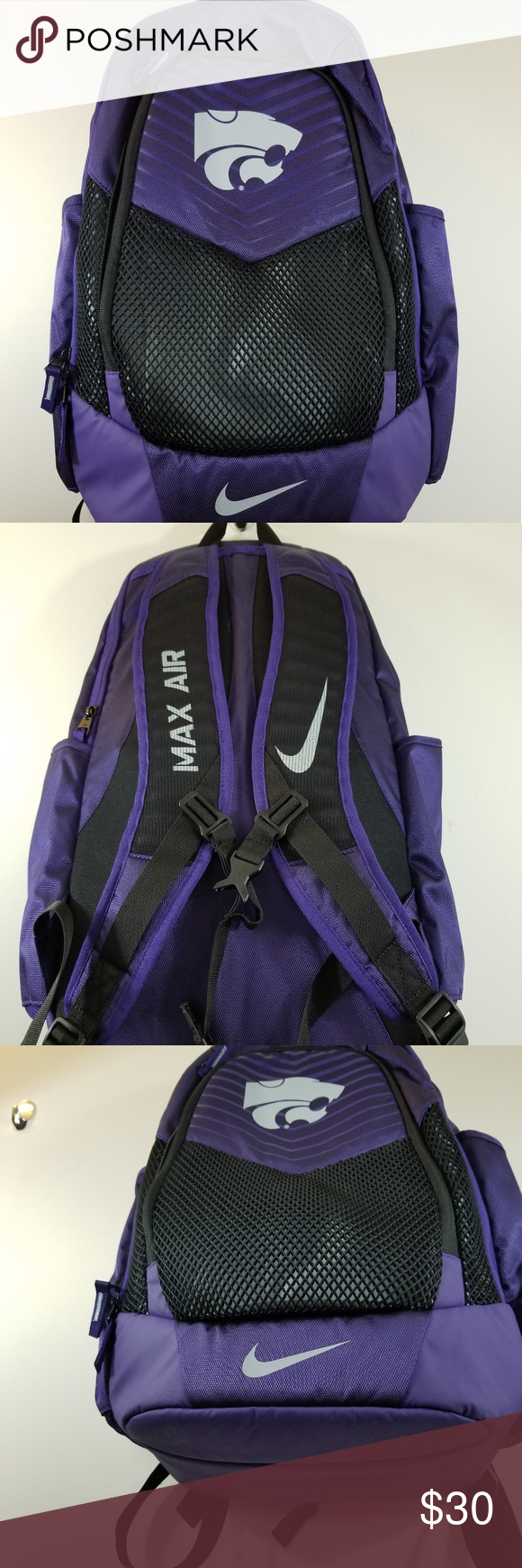 aff76936d01d Purple Mesh Nike Backpack- Fenix Toulouse Handball