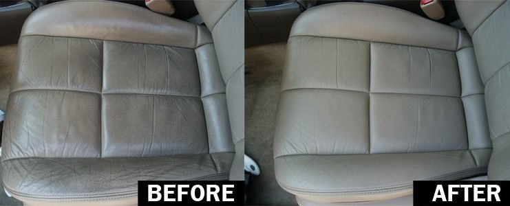 Learn How To Clean Car Interior Leather Upholstery Clean Car Seats Cleaning Car Interior Car Cleaning