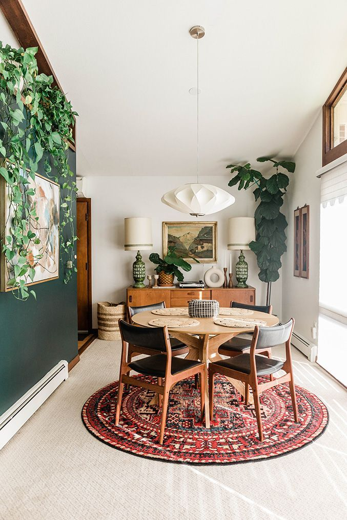 Dining Room Downsizing With AllModern
