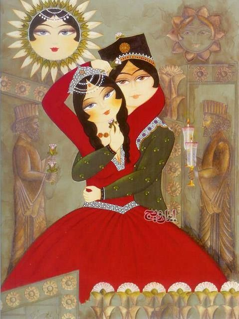 HAPPY SEPANDARMAZGAN! (The Persian Valentine's Day ...