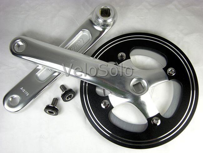 VeloSolo - Lasco MTB/Hybrid/Road Singlespeed Chainset