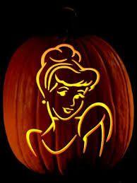 Cinderella Pumpkin Carving
