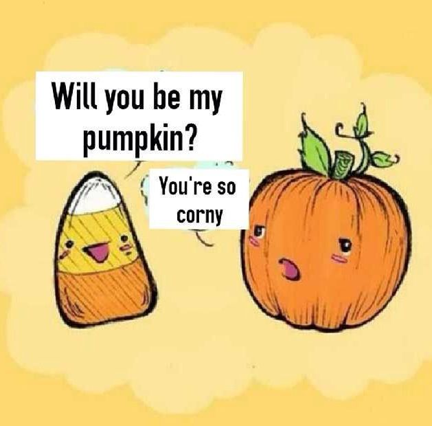 Time For Corny Halloween Jokes With Whisper Https S Media Cache Ak0 Pinimg Com