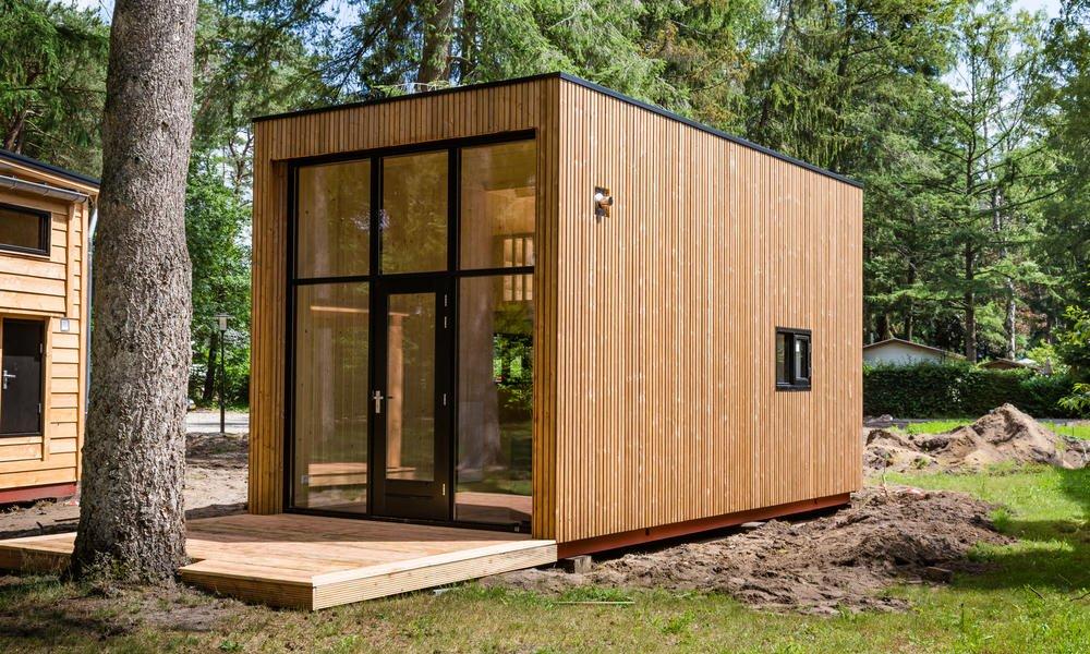 Pin Auf Kompaktes Wohnen Tiny Houses