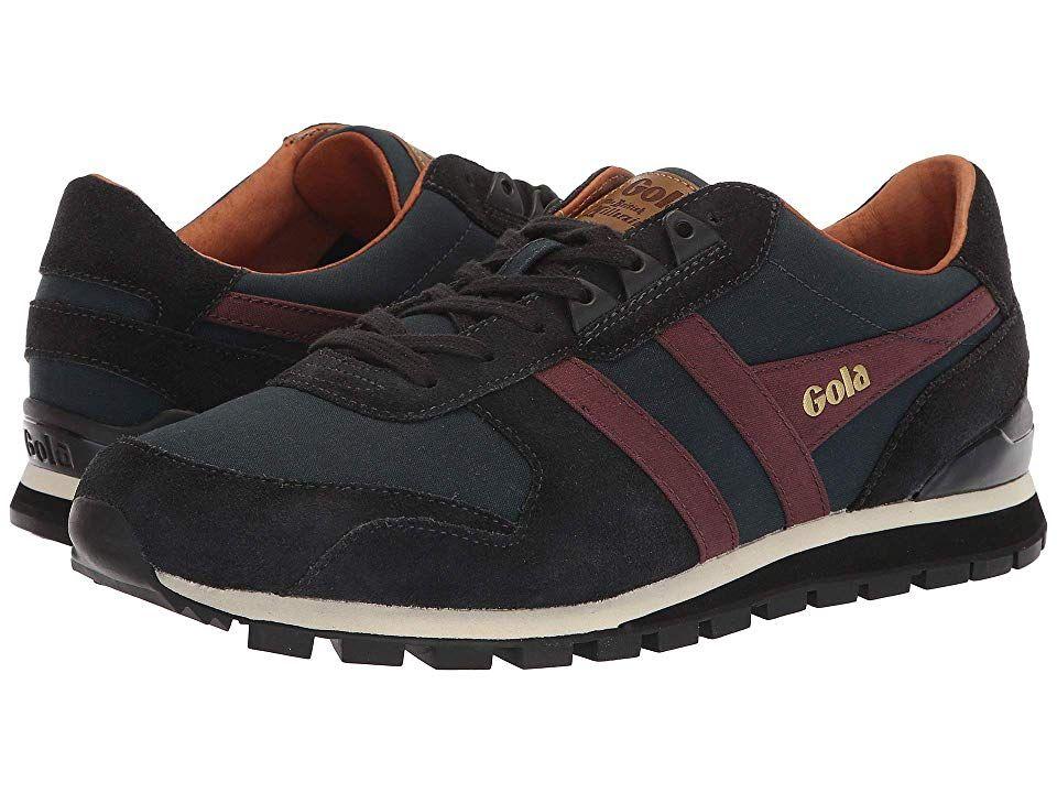 Gola Lowland Millerain (NavyAubergine) Men's Shoes. Keep