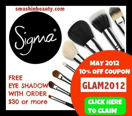 Similar Coupons for Sigma Beauty
