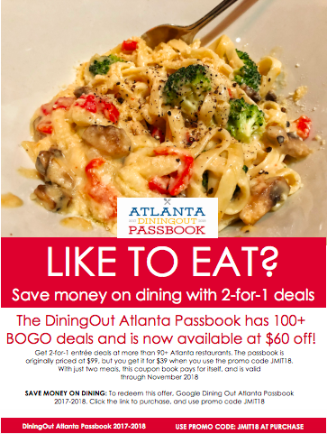atlanta coupons restaurant
