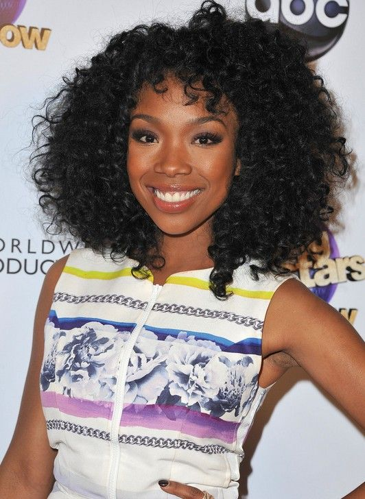 Black Curly Hairstyles messy curly hair style for black women 30 Best African American Hairstyles 2017 Black Curly