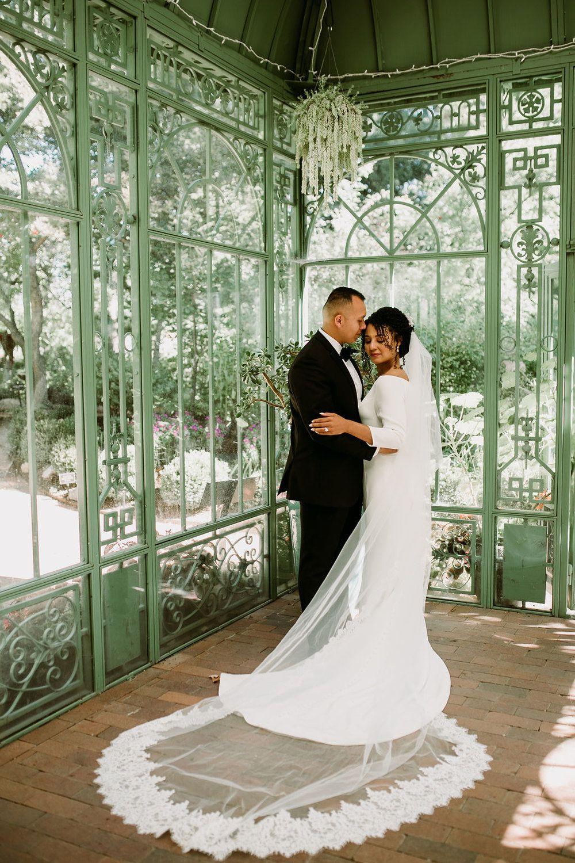 Marie + Peter's Denver Botanic Gardens Wedding #botanicgarden