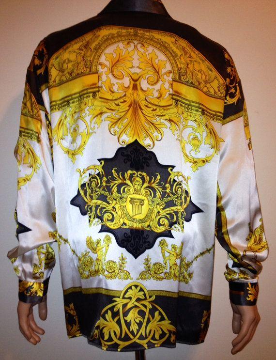 8cc25da5 #vintage #versace #inspired #style #Hermes #FRESH #Baroque #Etsy  #FisforFRESH