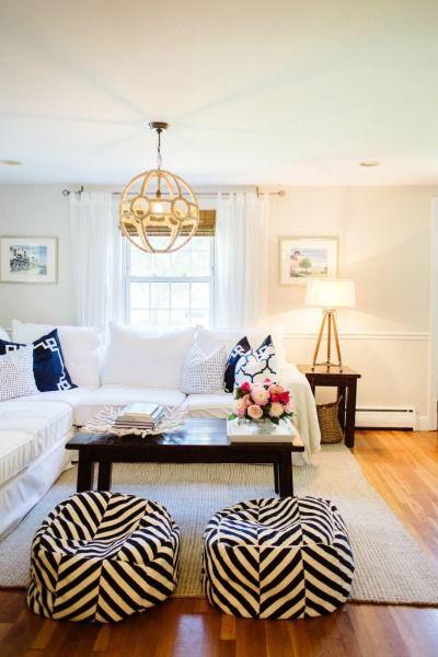 cozy//cute   My dream home.   Pinterest - Interieur, Poef en ...