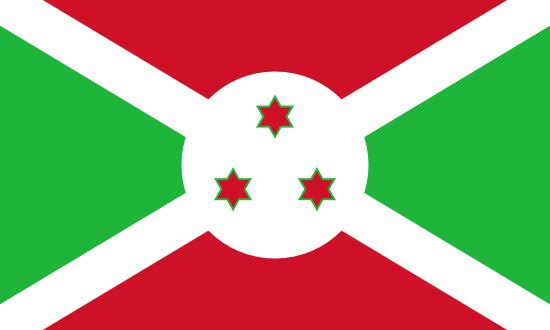 Bandera De Burundi Banderas Del Mundo Banderas Africanas