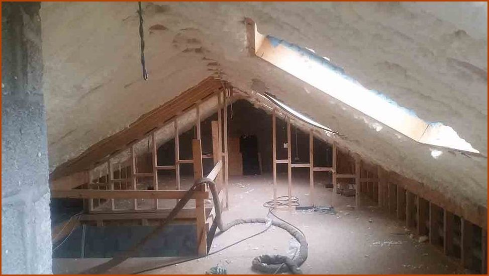 Cooper Insulation Provides An Excellent Spray Foam Insulation Service Across Spray Foam Insulation Spray Foam Foam Insulation