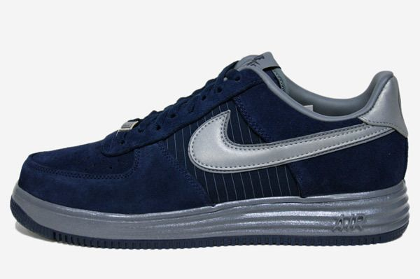 """""""NIKE LUNAR FORCE 1 CITY QS (602862-400) OBSIDIAN/RELECT SILVER-CL GRY ¥15,750"""""""