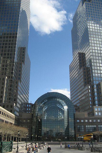 World Financial Center, NYC, Cesar Pelli