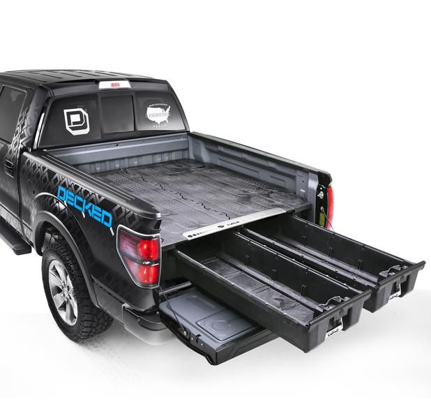 Decked Drawer System Ford F 150 Truck Bed Storage Truck Bed Decked Truck Bed