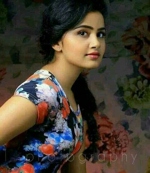Anupama Parameswaran  Beauty Girl, Beautiful Girl Face -3228