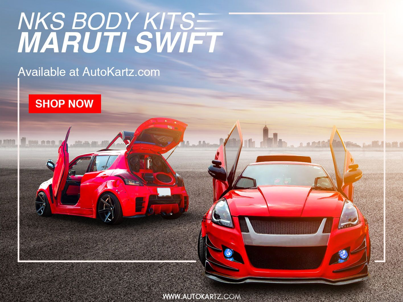 Car Body Kits Online #AutokartzIndia Contact us for more