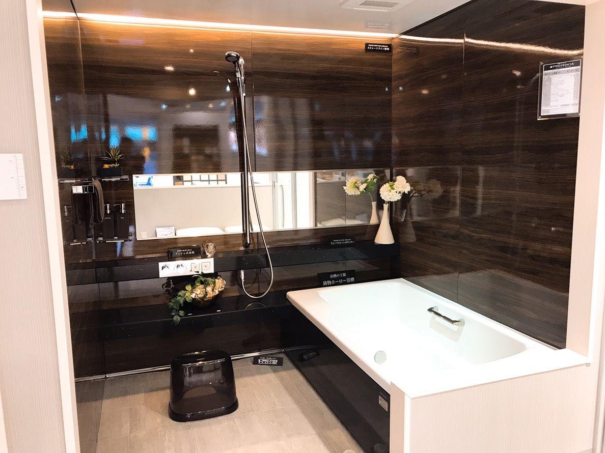 お風呂 浴室 プレデンシア プレミアム 1 25坪サイズ 1620 の設置