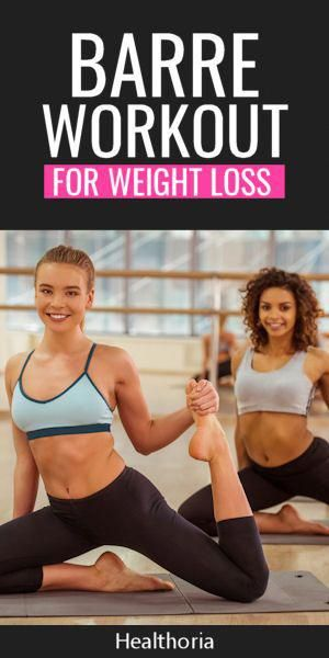 At home barre workout for weight loss.  Want to give barre a try, but not ready to commit to a weekl...