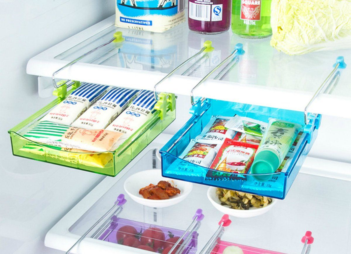 10 Low-Cost Cures for an Overstuffed Fridge | Innovative companies ...